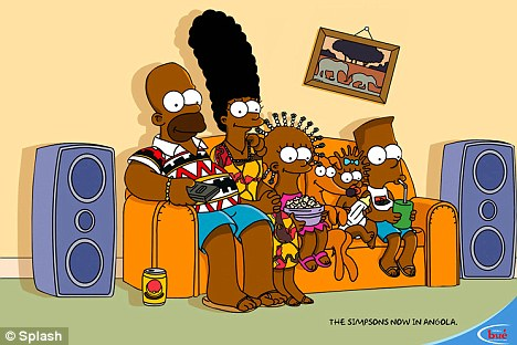 Black Cartoon Characters