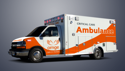 Land Ambulance Design (Implemented Provincially)